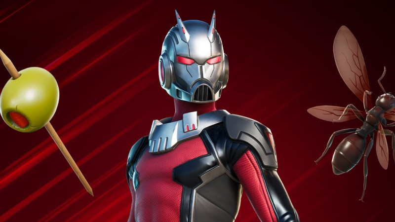 Ant-Man Joins Fortnite, Most Other Marvel Characters Return