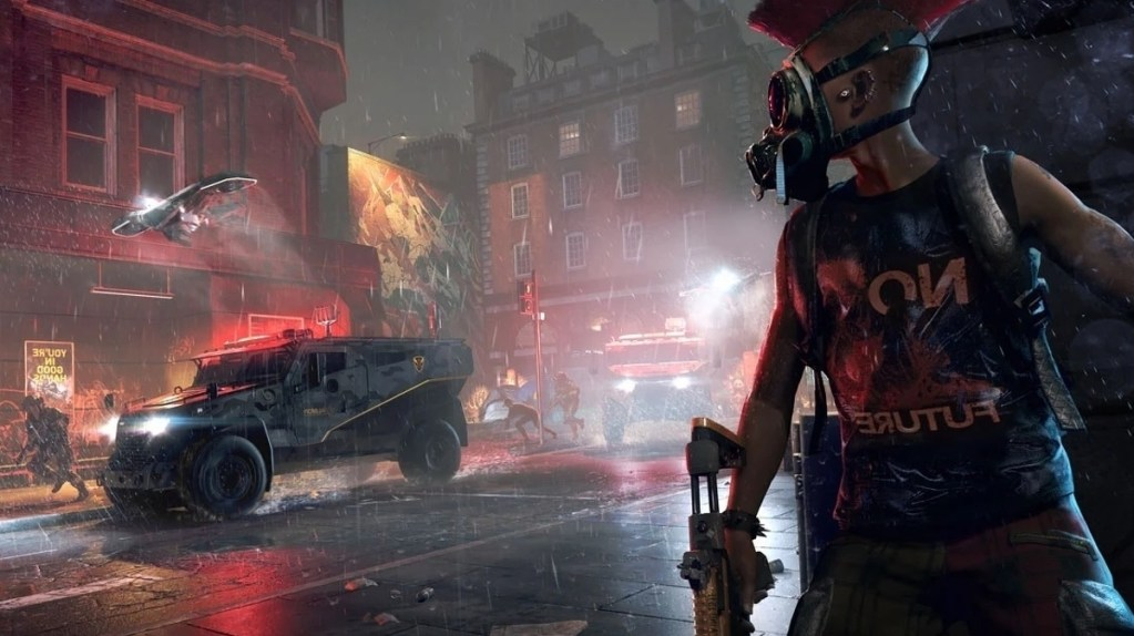 Crossplay and cross-generational-play are on the way for Watch Dogs Legion Online Modes • Eurogamer.net