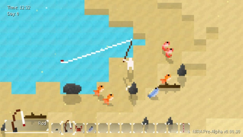 Nira Is A Island Survival Game Where You Can Fly Planes
