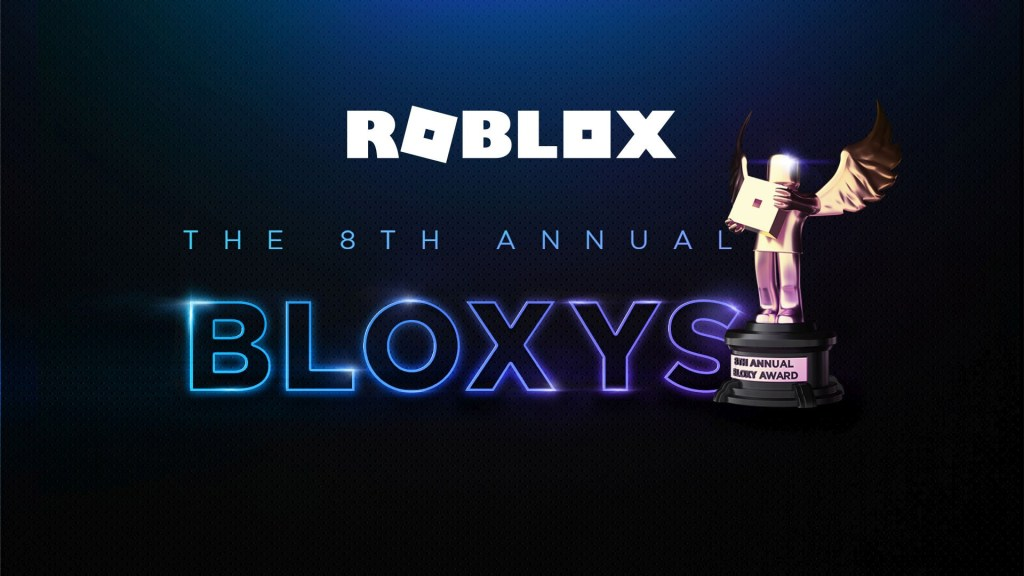Celebrate the Best of Roblox at the 8th Annual Bloxy Awards