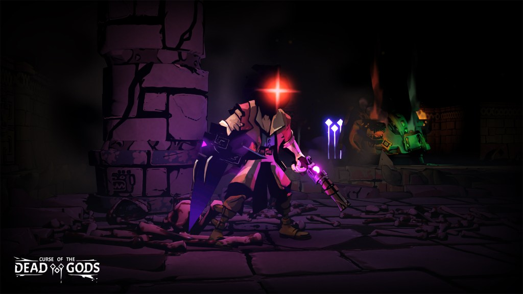 Dead Cells-inspired content is coming to Curse of the Dead Gods
