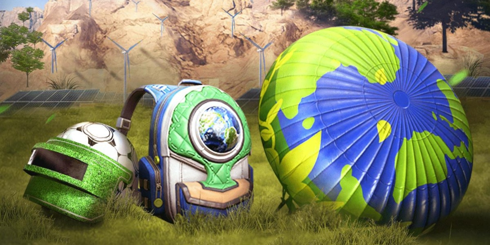 PUBG Mobile is celebrating Earth Day 2021 with the Karakin Oasis event | Articles