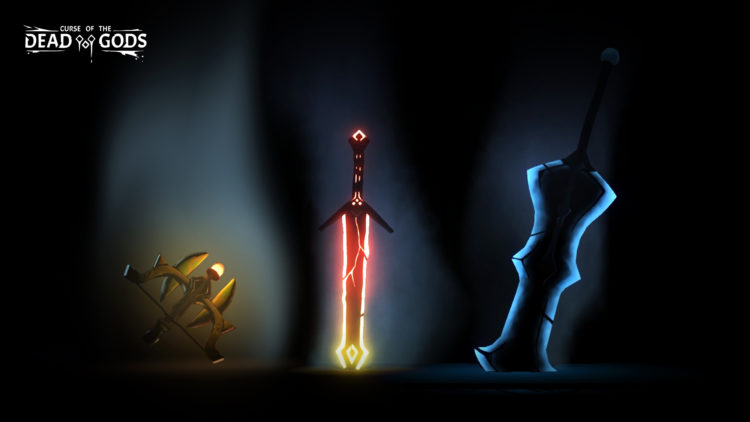 Curse Of The Dead Cells Weapons