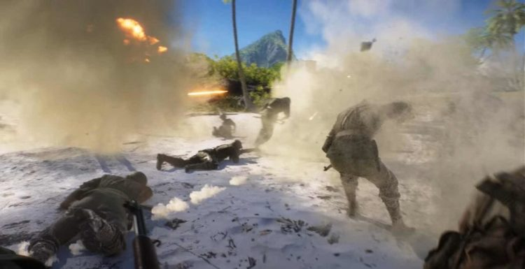 Battlefield 5 Introduces The Pacific Trailer Announces Launch Date Free Weekends
