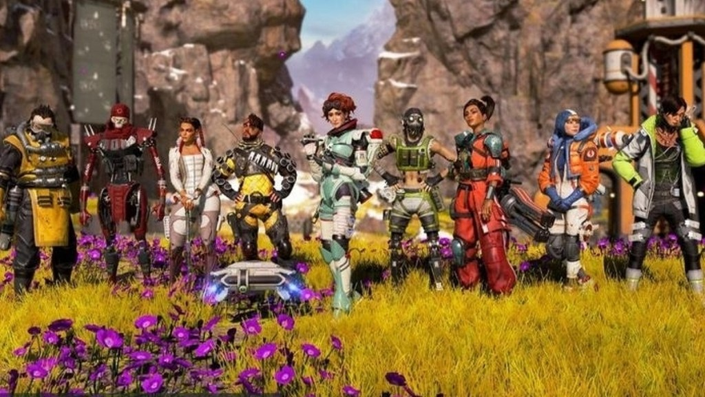 """There's a """"ton"""" of """"really cool"""" Titanfall content coming to Apex Legends Season 9 • Eurogamer.net"""