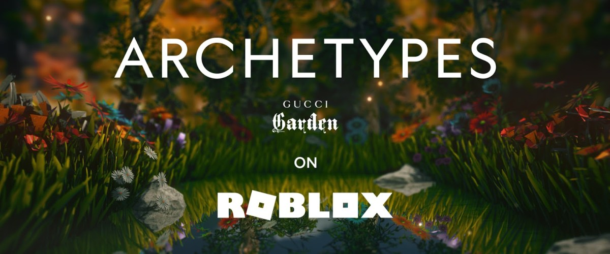 The Gucci Garden Experience Lands on Roblox