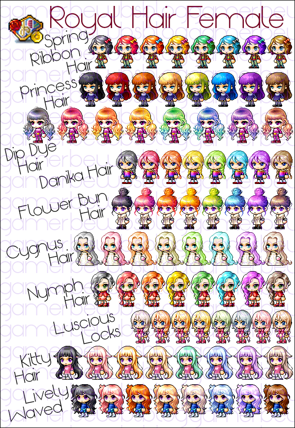 hairstyle coupon reg maplestory