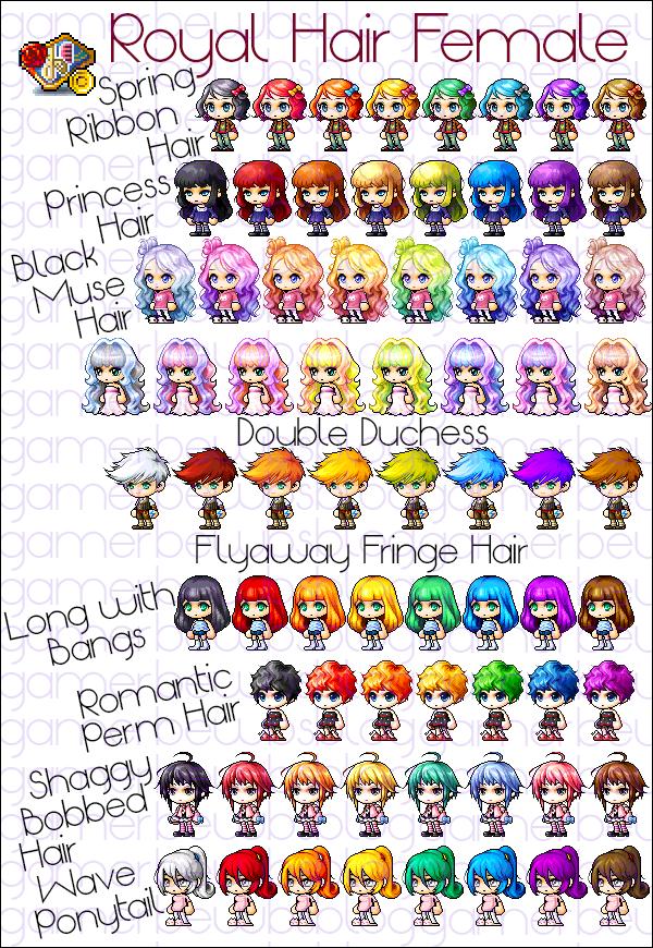 Black Muse Hair  GamerBewbs Blog