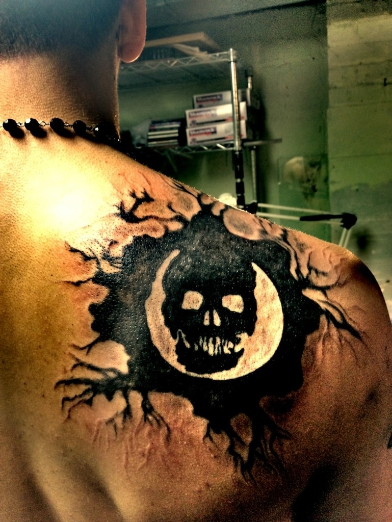 Gears Of War Tattoo Designs