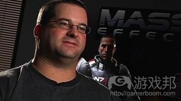 Drew Karpyshyn(from gamesindustry.biz)