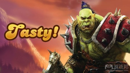 warcraft candy crush(from gamezebo.com)
