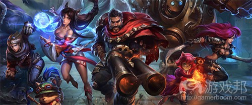 league(from gamasutra)