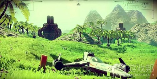 no mans sky(from taable)