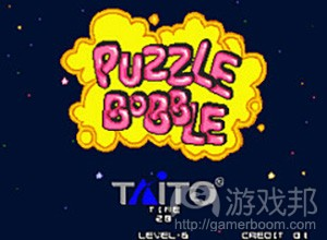 puzzle bobble(from gamasutra)
