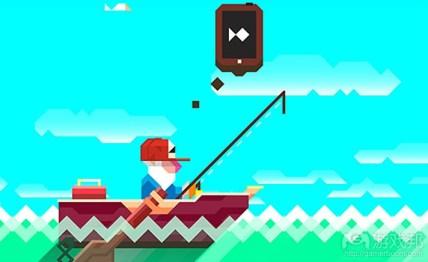 Ridiculous Fishing(from gamesindustry.biz)