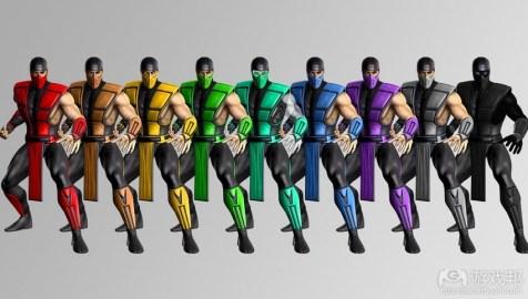 male ninjas(from tuts plus.com)
