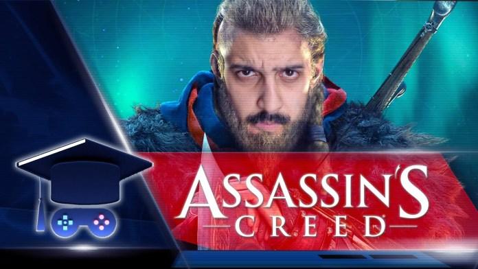 assassins creed story