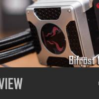 [REVIEW] Watercooling Riotoro Bifröst 120ti