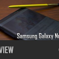 [REVIEW] Samsung Galaxy Note 9