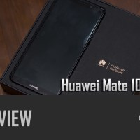 [REVIEW] Huawei Mate 10 Pro + Mate dock 2