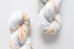 Geeky hand dyed yarns