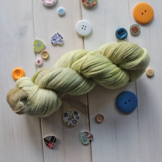 Gremlins lace weight yarn