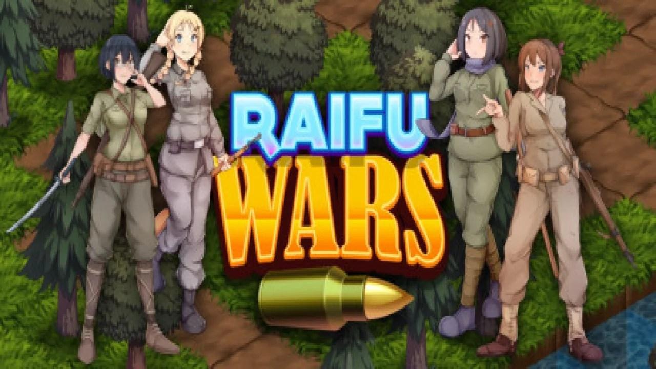 """""""Raifu Wars"""" dados, estratégia e pancadaria"""