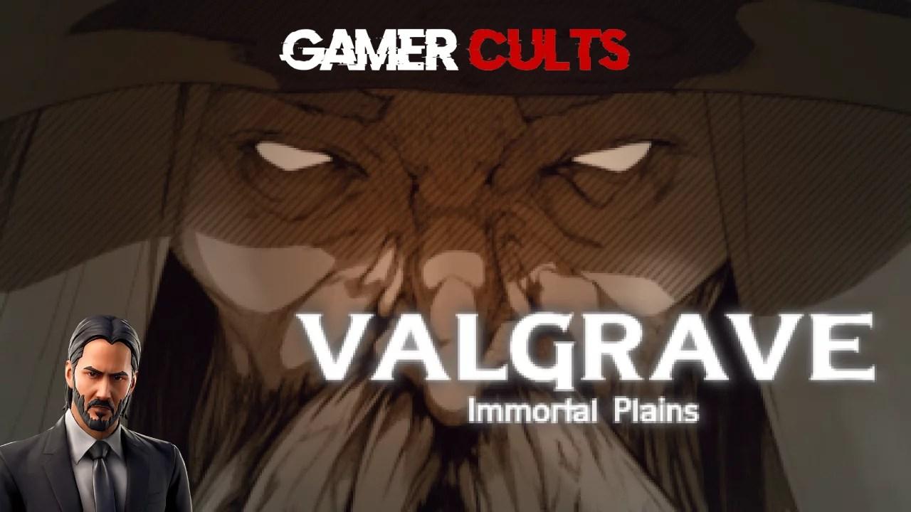 """Valgrave: Immortal Plains""  Battle Royale baseado em feitiços"