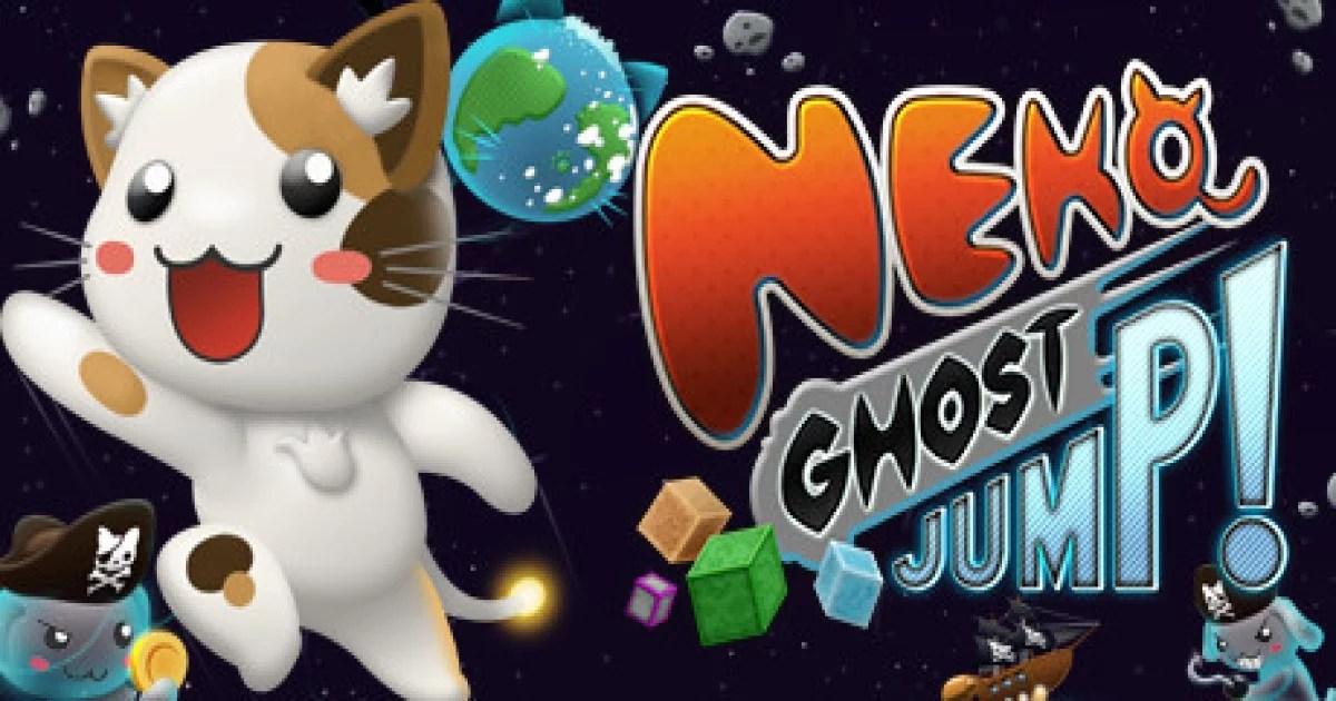 'Neko Ghost, Jump!' quebra-cabeças que embaralha as perspectivas