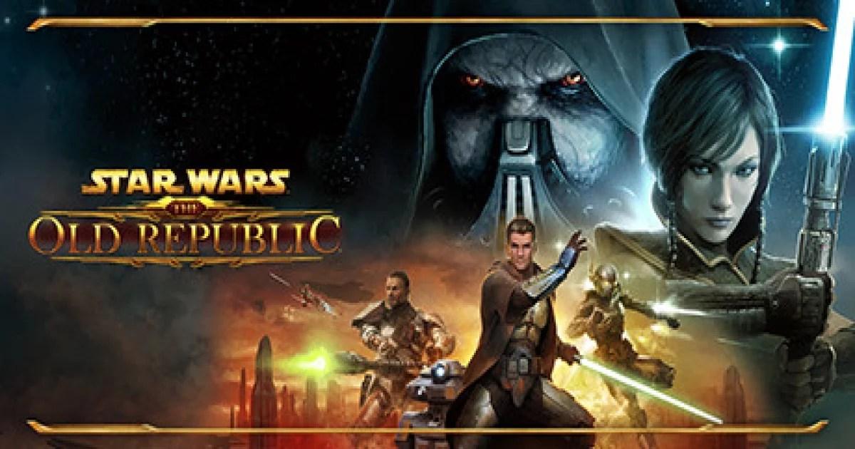 """""""STAR WARS: The Old Republic"""" MMORPG  gratuito recebe atualizações"""