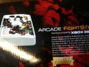 arcade fightstick madcatz