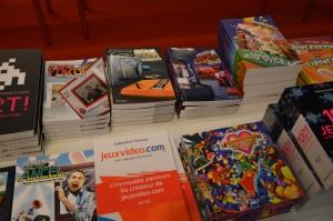 Librairie Paris Games Week 2