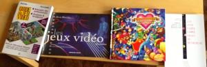 achats à la libraire de la Paris Games Week