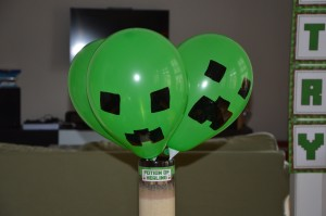 ballons creepers