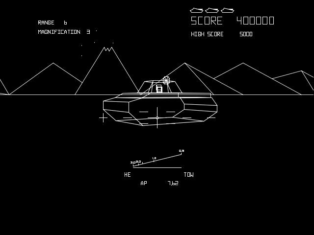 Battlezone, l'original