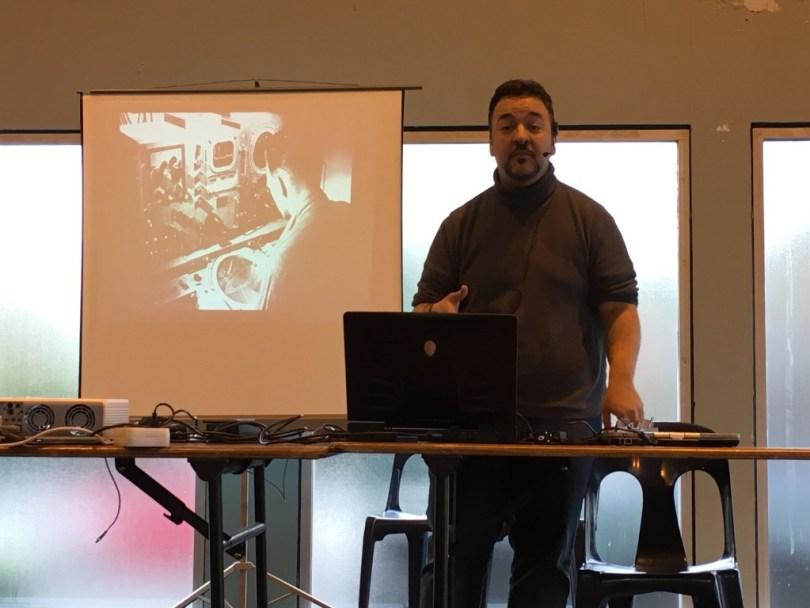 Conférence de Douglas Alves