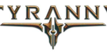 Tyranny-logotype