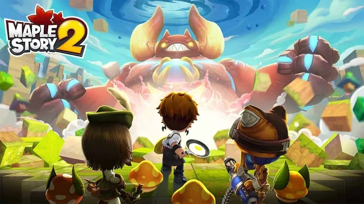 Class Tier List Maplestory 2 Best And Worst Characters   GamerDiscovery