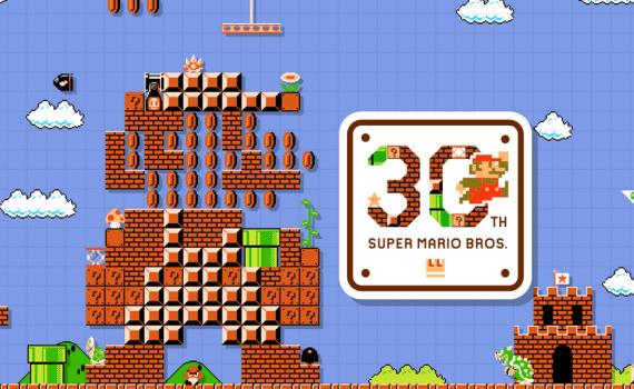 Mario 30 Anos