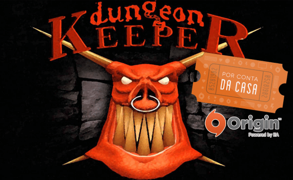 Dungeon Keeper de graça na Origin