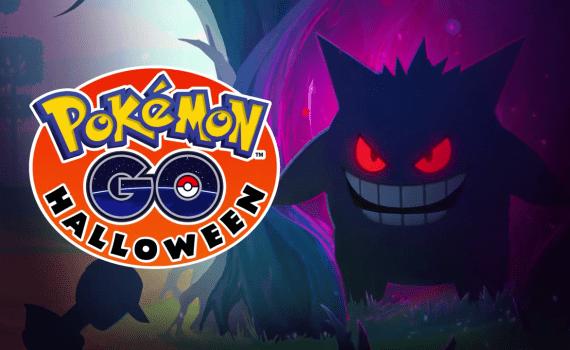 Evento de Halloween em Pokémon Go