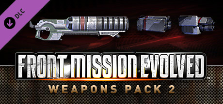 Front Mission Evolved - Weapon Pack 2