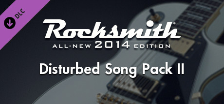 Rocksmith 2014 - Disturbed Song Pack II