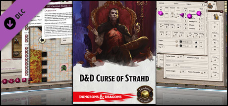 Fantasy Grounds - D&D Curse of Strahd