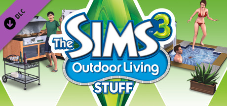 The Sims(TM) 3 Outdoor Living Stuff