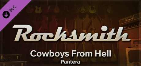 "Rocksmith™ - ""Cowboys From Hell"" - Pantera"