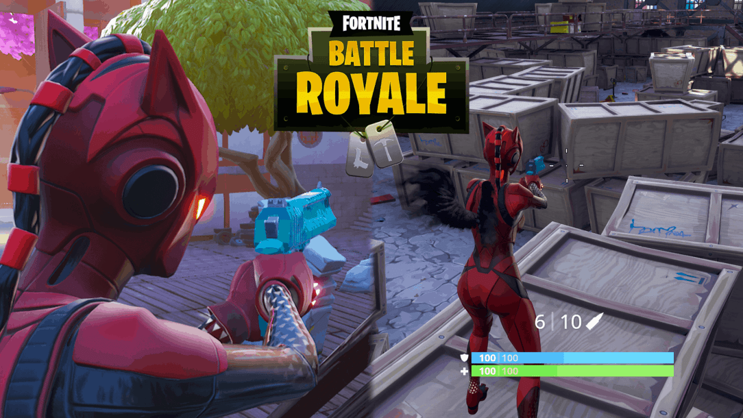 Deagle only creative map codes in Fortnite