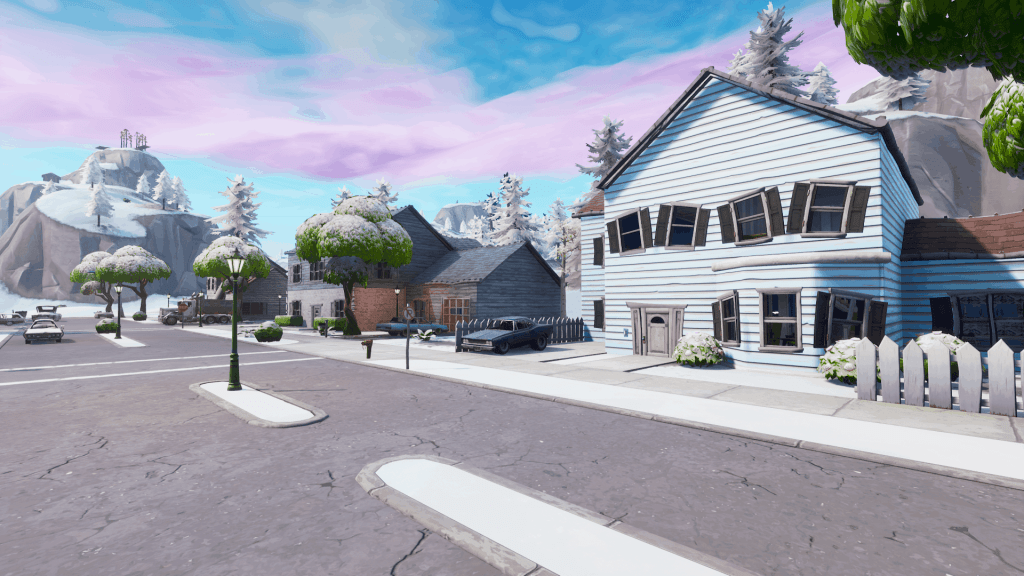 Pleasant Park screenshot Fortnite season 7