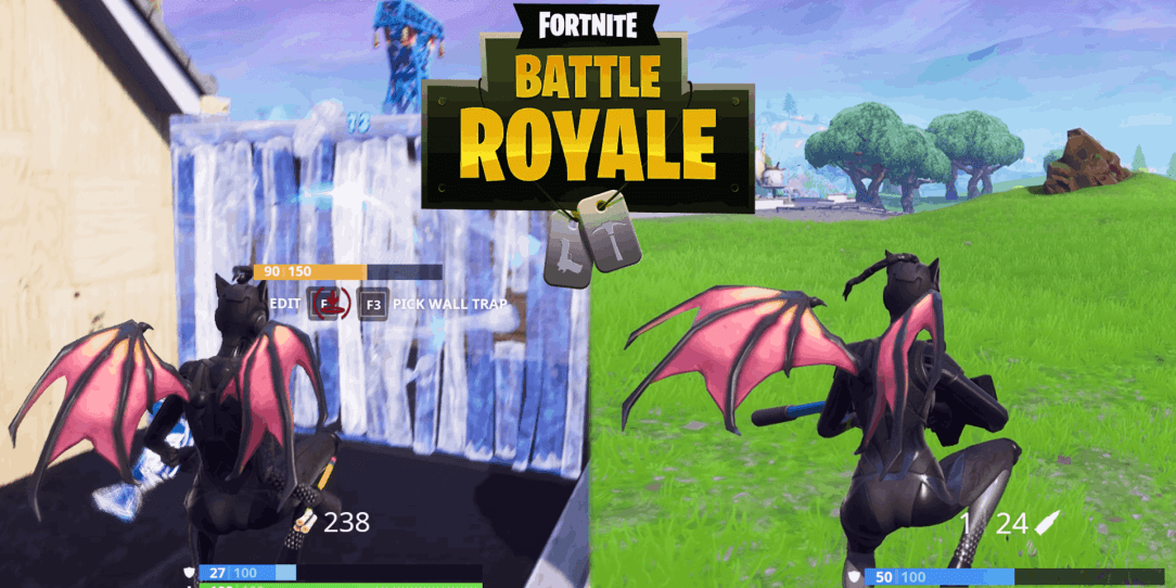 Best mouse keyboard and monitor in Fortnite
