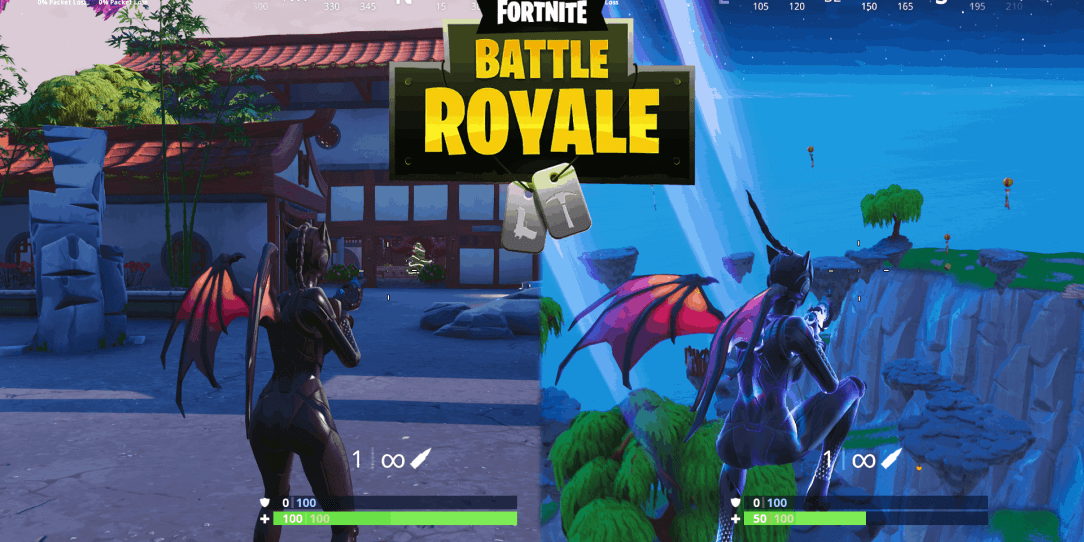 Hunting Rifle only creative map codes in Fortnite